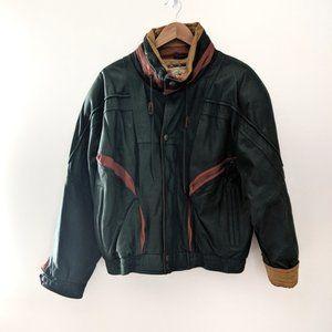 Vintage M. Julian Adventures Leather Jacket Medium